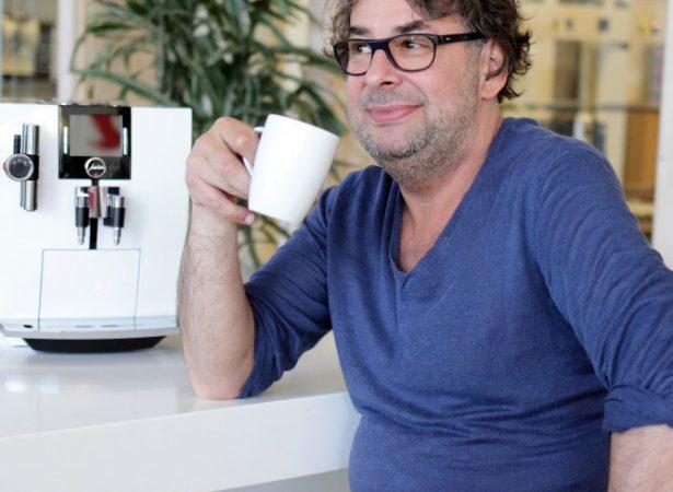 Jura J85 espressomasin